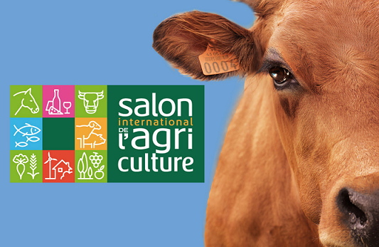 logo salon international agriculture